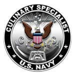 USN Culinary Specialist Eagle CS