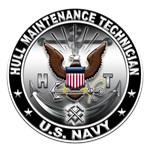 USN Hull Maintenance Technician Eagle HT