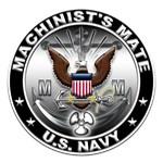 USN Machinists Mate Eagle MM