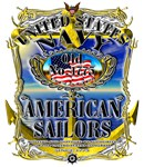 USN Navy All American Sailors Gold
