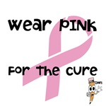 Wear PINK for the Cure