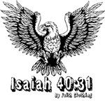 Isaiah 40:31 Wings of Eagles