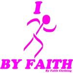 I Run By Faith (Womens 3rd Ed)