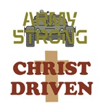 Army Strong, Christ Driven