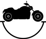 Happy Biker