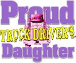 Proud Truck Driver's Daughter