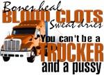 Trucker Blood Clot