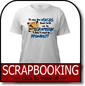 ScrapHappy T-shirts, Gifts & more!