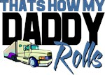 Daddy Rolls T-shirts & Gifts