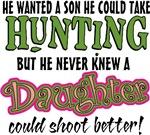 Daughters Shoot Better