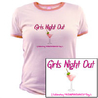 4th of July - Girls Night Out - Independence Day