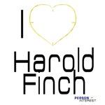 I Heart Harold Finch POI