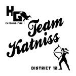 Catching Fire Team Katniss
