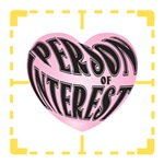 Pink Heart Person of Interest