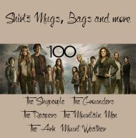 CW's THE 100 TV SHow
