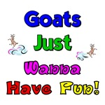 Goats Just Wanna Have Fun