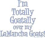 Totally Goatally LaMancha Goat