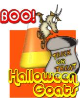 Goat Halloween
