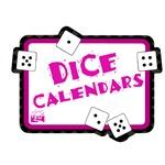 Dice Calendars