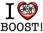 I heart Boost Supercharger