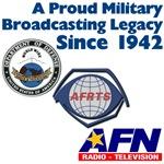 Historic AFRTS Logos