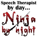 Speech Therapist Ninja