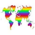 Full Site Map of Rainbowsauce Pride