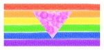GLBT Pink Triangle Flag T-Shirts & Gifts