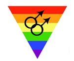Gay Male Pride Triangle T-Shirts & Gifts