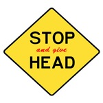 Stop & Give Head T-Shirts and Gifts