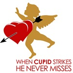 When Cupid Strikes