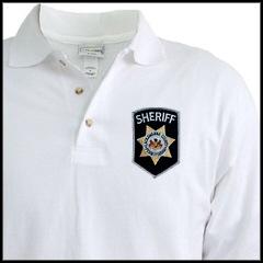 Lackawanna Country Sheriff Polo
