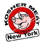 Kosher Meat Pig