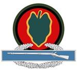 24th Infantry CIB