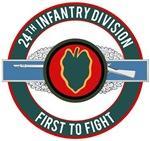 24th Infantry CIB motto