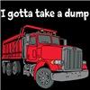 I gotta take a dump
