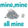 mine,mine all mine
