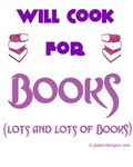 Will Cook For Books
