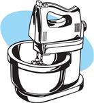 Pop Art - 'Food Mixer'