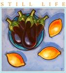 Still Life - Aubergines