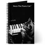 JOURNALS - NORA THE PIANO CAT™