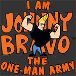 Johnny Bravo One-man Army
