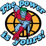 Captain Planet Power is Yours