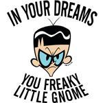Freaky Little Gnome Mandark Shirt