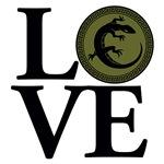 Salamander Love