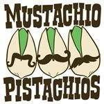 Mustachio Pistachios