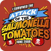 Salmonella Tomatoes