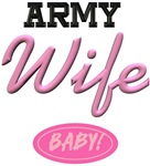 Army Wife, BABY!