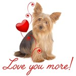 Love You More! Yorkie