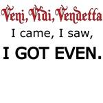 Veni, Vidi, Vendetta